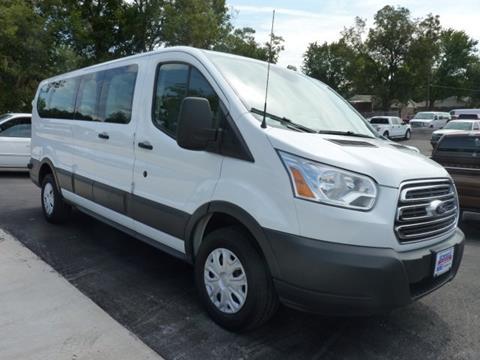 2015 Ford Transit Wagon for sale in Seminole OK