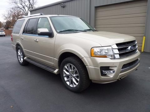 2017 Ford Expedition for sale in Seminole OK
