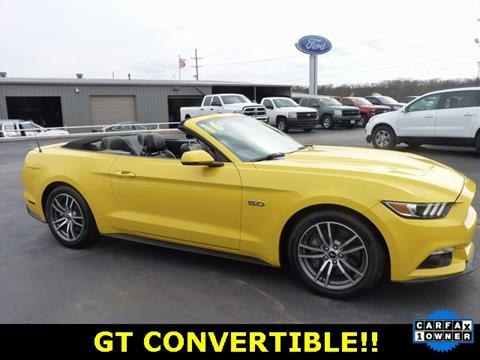 2016 Ford Mustang for sale in Seminole OK