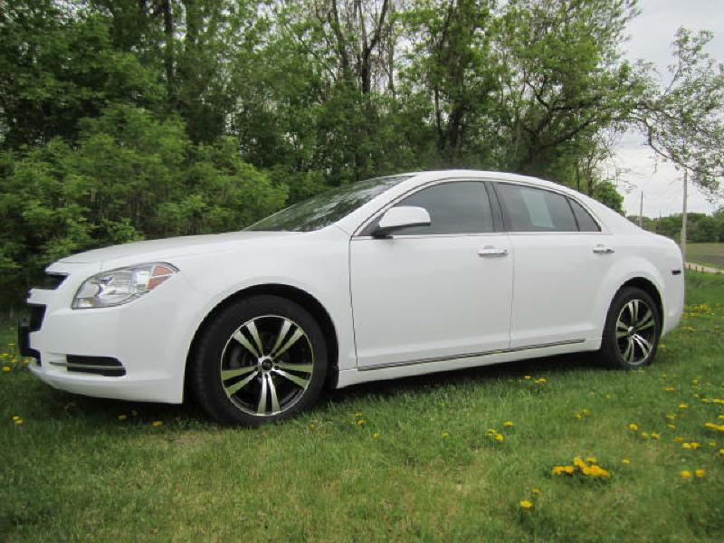 2010 Chevrolet Malibu For Sale At The Car Lot In New Prague MN