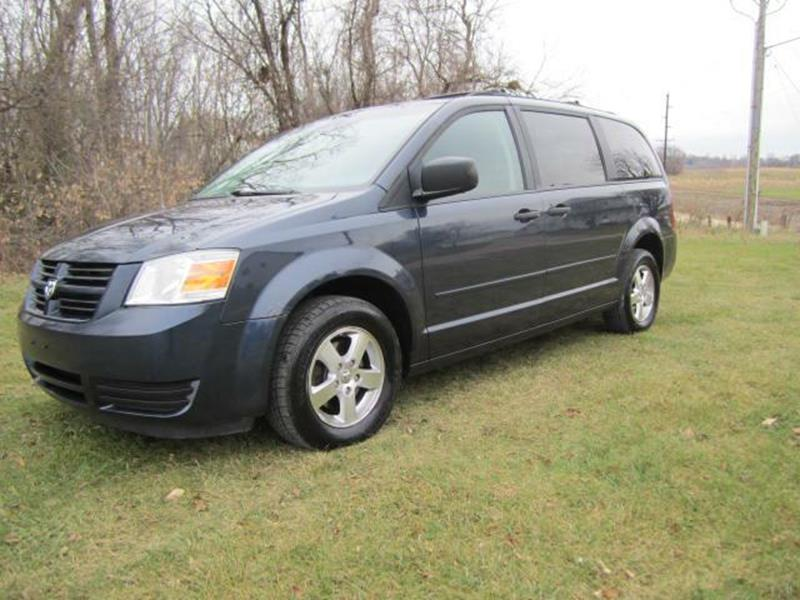 2008 Dodge Grand Caravan Se In New Prague Mn The Car Lot