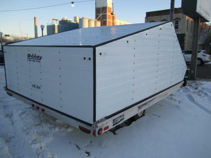 1997 SLED BED TRAILER In New Prague MN - The Car Lot