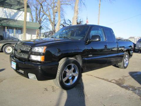 Chevrolet Silverado 1500 Ss For Sale In New Prague Mn The Car Lot