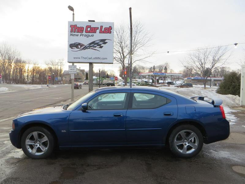 2010 Dodge Charger SXT In New Prague MN - The Car Lot