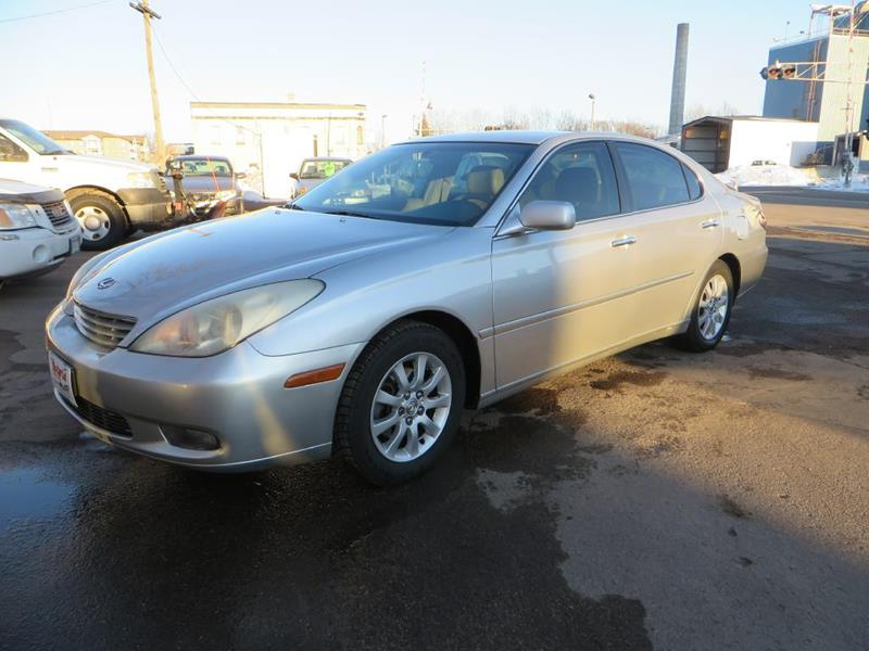 2003 Lexus ES 300 For Sale At The Car Lot In New Prague MN