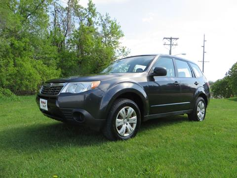 2009 Subaru Forester for sale in New Prague, MN