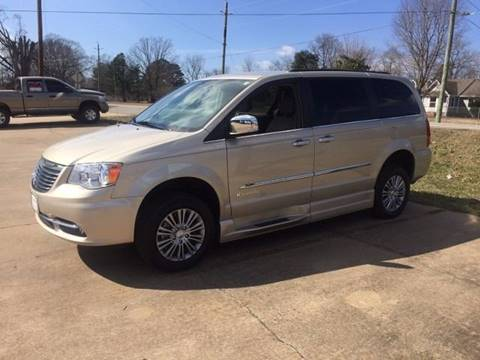 2014 Chrysler Town and Country for sale in Grimes, IA