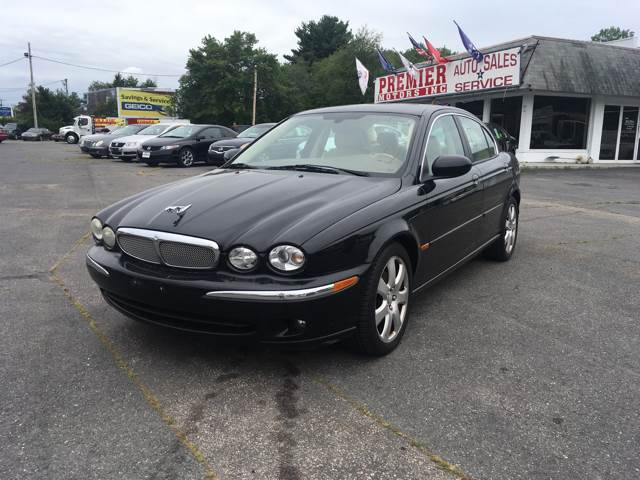 Exceptional 2006 Jaguar X Type For Sale At Premier Motor Sales Inc. In Taunton MA