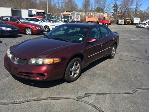 2005 Pontiac Bonneville for sale in Taunton, MA
