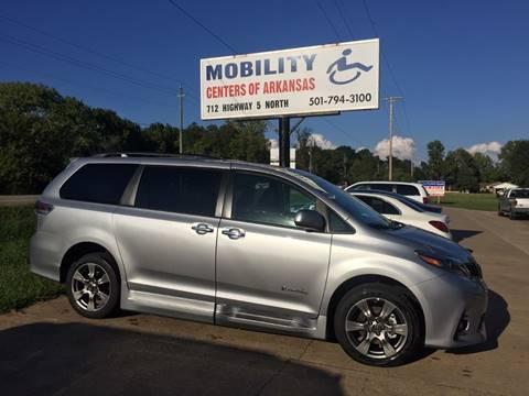 2018 Toyota Sienna for sale in Benton, AR