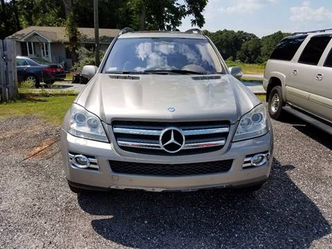 2008 Mercedes-Benz GL-Class for sale at Lyman Autogroup LLC. in Lyman SC
