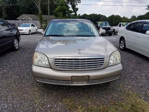 2004 Cadillac DeVille for sale at Lyman Autogroup LLC. in Lyman SC
