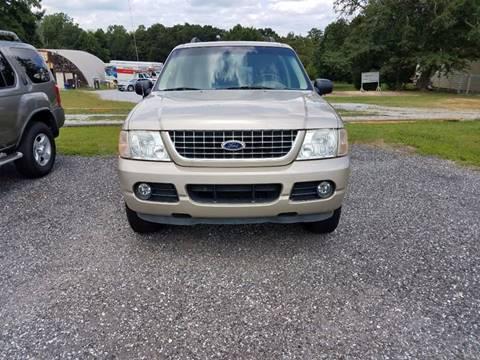 2005 Ford Explorer for sale at Lyman Autogroup LLC. in Lyman SC