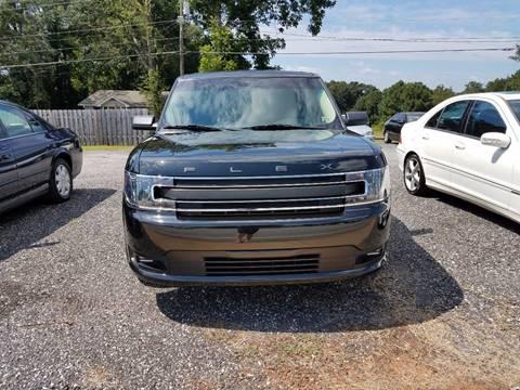 2014 Ford Flex for sale at Lyman Autogroup LLC. in Lyman SC