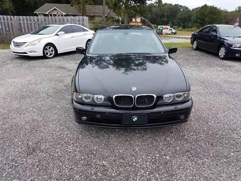 2001 BMW 5 Series for sale in Spartanburg, SC