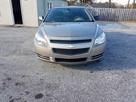 2008 Chevrolet Malibu for sale at Lyman Autogroup LLC. in Lyman SC