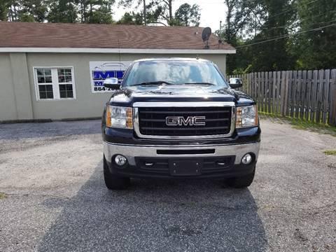 2011 GMC Sierra 1500 for sale at Lyman Autogroup LLC. in Lyman SC