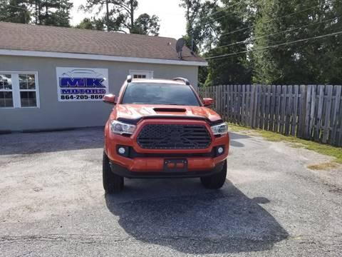 2017 Toyota Tacoma for sale at Lyman Autogroup LLC. in Lyman SC