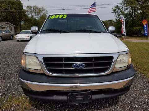 2002 Ford F-150 for sale at Lyman Autogroup LLC. in Lyman SC