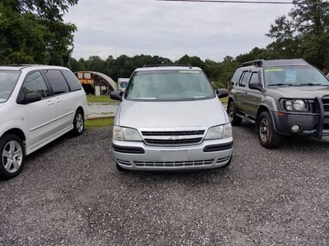 2002 Chevrolet Venture for sale in Spartanburg, SC