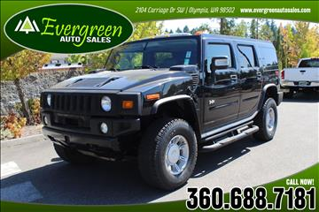 2006 HUMMER H2 for sale in Olympia, WA