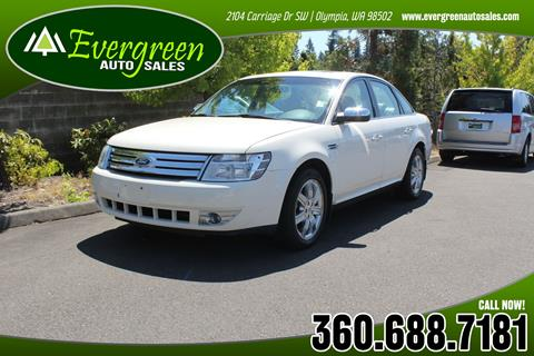 2009 Ford Taurus for sale in Olympia, WA