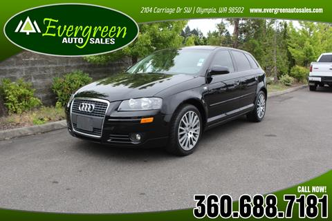 2008 Audi A3 for sale in Olympia, WA