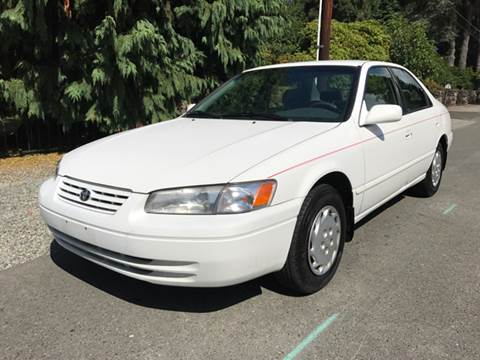 1998 Toyota Camry for sale in Lynnwood, WA