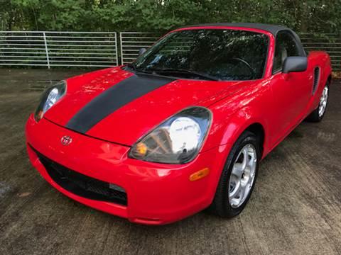 2000 Toyota MR2 Spyder for sale in Lynnwood, WA