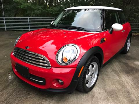 2011 MINI Cooper for sale in Lynnwood, WA