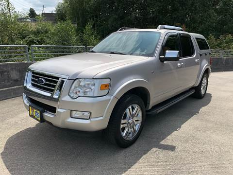 2008 Ford Explorer Sport Trac for sale in Lynnwood, WA