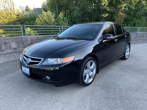 2007 Acura TSX for sale in Lynnwood, WA