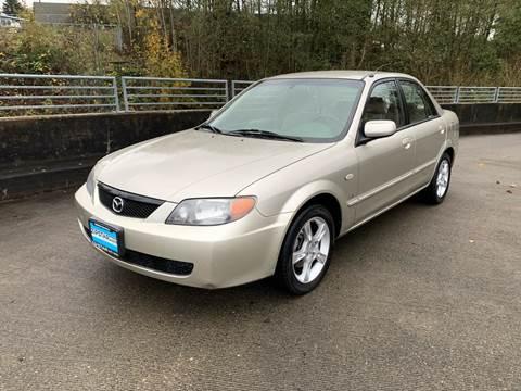 2003 Mazda Protege for sale in Lynnwood, WA