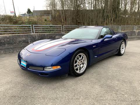 2004 Chevrolet Corvette for sale at Zipstar Auto Sales in Lynnwood WA