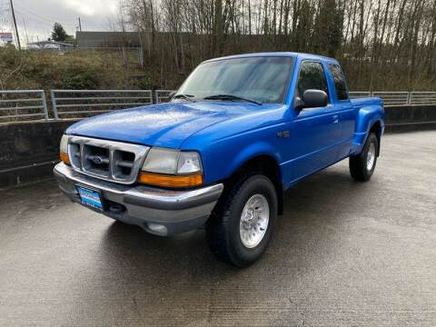 1998 Ford Ranger Splash for sale at Zipstar Auto Sales in Lynnwood WA