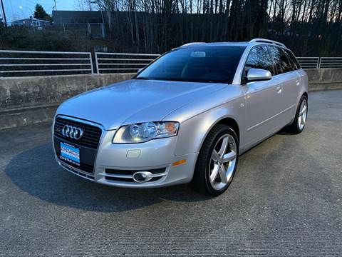 2007 Audi A4 for sale at Zipstar Auto Sales in Lynnwood WA