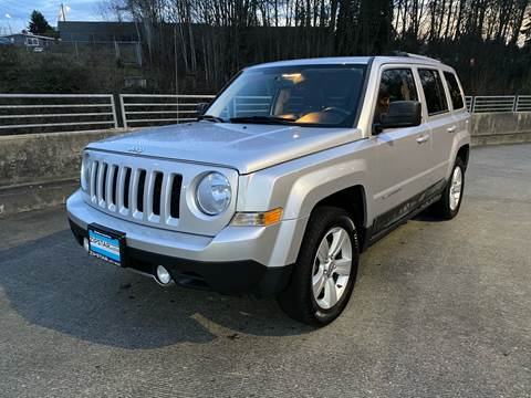 2011 Jeep Patriot Latitude X for sale at Zipstar Auto Sales in Lynnwood WA