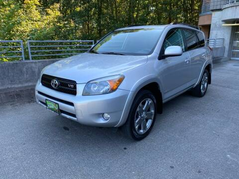 2008 Toyota RAV4 for sale at Zipstar Auto Sales in Lynnwood WA