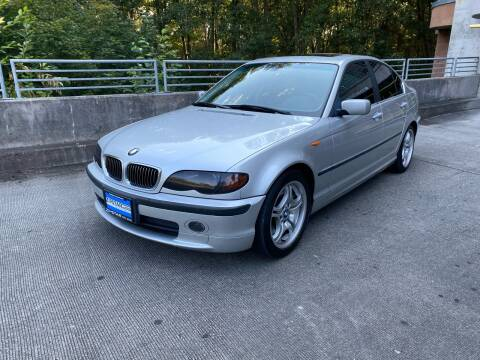 2004 BMW 3 Series for sale at Zipstar Auto Sales in Lynnwood WA