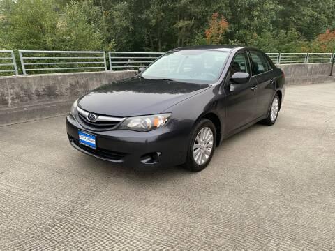 2010 Subaru Impreza for sale at Zipstar Auto Sales in Lynnwood WA