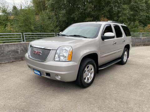 2007 GMC Yukon for sale at Zipstar Auto Sales in Lynnwood WA