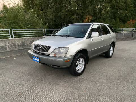1999 Lexus RX 300 for sale at Zipstar Auto Sales in Lynnwood WA