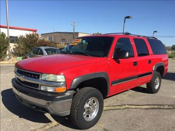 2001 Chevrolet Suburban for sale in Victorville, CA
