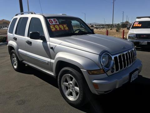 2005 Jeep Liberty for sale in Victorville, CA