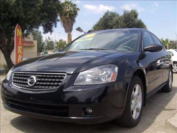 2005 Nissan Altima for sale in Victorville, CA