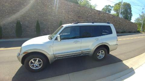 2002 Mitsubishi Montero for sale in Knoxville, TN