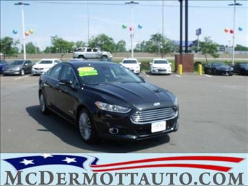 2013 Ford Fusion Hybrid for sale in East Haven, CT