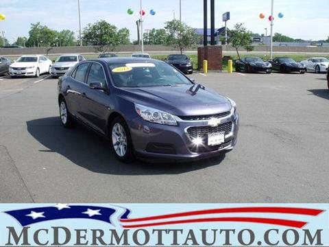 2015 Chevrolet Malibu for sale in East Haven, CT