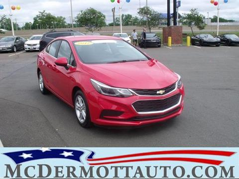 2017 Chevrolet Cruze for sale in East Haven, CT