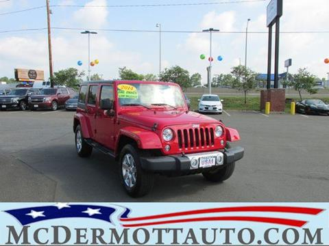2014 Jeep Wrangler Unlimited for sale in East Haven, CT